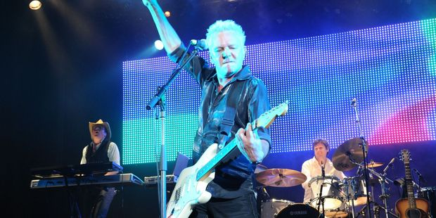 All 15,000 tickets for next year's Taupo Summer Concert, featuring Icehouse, have sold out in record time. Photo/File