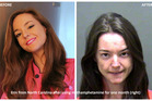 Former methamphetamine user Erin from North Carolina shares her experience via the Meth Project. Photo / Supplied