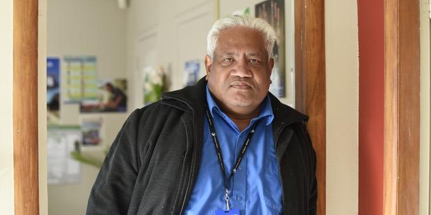 Sinafoni Tafuna says Pacific Islanders in Tauranga are living in overcrowded conditions. Photo/George Novak