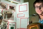 A 14-year-old Bethlehem College student has created a device that allow families to track whether elderly relatives are okay -  no matter how far away they  live. Year 9 student James Zingel cleaned-up at the Bay of Plenty Science Fair, held in Rotorua last week, with his invention the 'Gran Check' monitor.