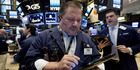 The Dow Jones rose 0.6 per cent, while the Nasdaq Index gained 0.4 per cent. Photo / AP