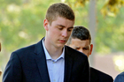 Brock Turner was convicted in March of three felony counts. Photo / AP