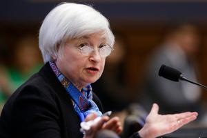 Federal Reserve Chair Janet Yellen. Photo / AP