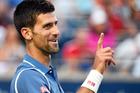 Serbian tennis star Novak Djokovic. Photo / AP