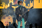 Prince's ex says he may have turned to drugs to get the same high he got from performing. Photo / AP
