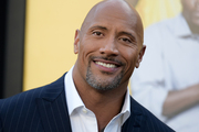 Actor Dwayne Johnson has for a long time been known for his trademark dome. Photo / AP