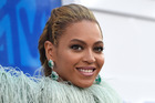 Beyonce left a secret message at the MTV Video Music Awards. Photo / AP