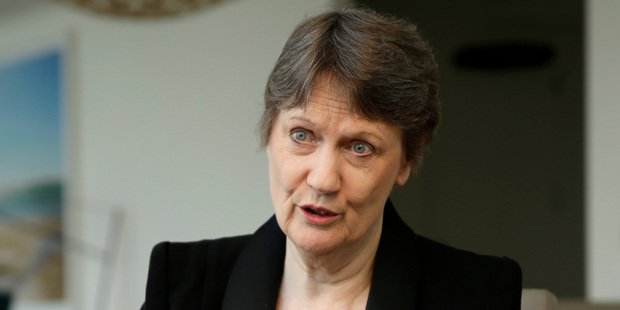 Helen Clark, the former Prime Minister of New Zealand and senior United Nations official. Photo / AP