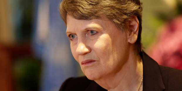Former Prime Minister Helen Clark faces another straw poll early on Tuesday for the top UN post. Photo AP