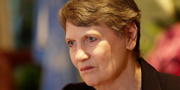Helen Clark. Photo / AP