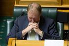 Environment Minister Nick Smith. Photo / Mark Mitchell