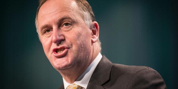 Prime Minister John Key. File photo