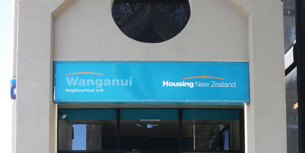 Housing New Zealand's Whanganui office has been downsized.