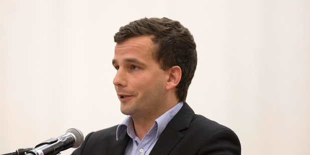 David Seymour says the two new charter schools will have a special Maori character. Photo Brett Phibbs
