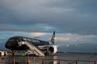 An Air New Zealand Boeing 787-9 Dreamliner at Auckland Airport. Photo / Peter Meecham