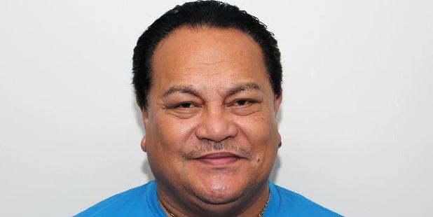 Savea Peseta Al Harrington Lavea, who was convicted of stealing babies' identities, is standing for an Auckland local board. Photo / supplied