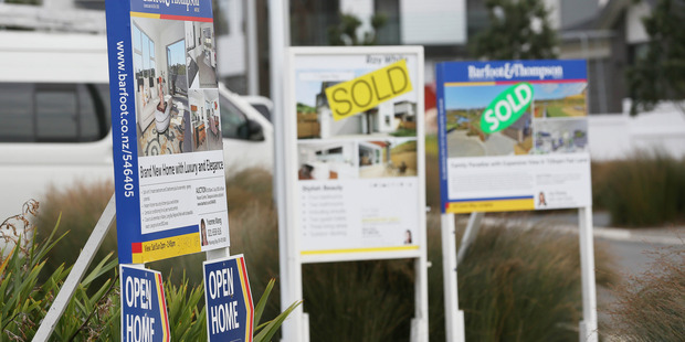 New data reveals investors are buying at least half of Auckland housing stock and shutting out first and second home buyers. Photo / Chris Loufte