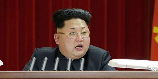 Kim Jong-un. Photo / AP
