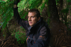 Bear Grylls' island survival show is in deep trouble over the killing of an endangered crocodile. Photo / Supplied