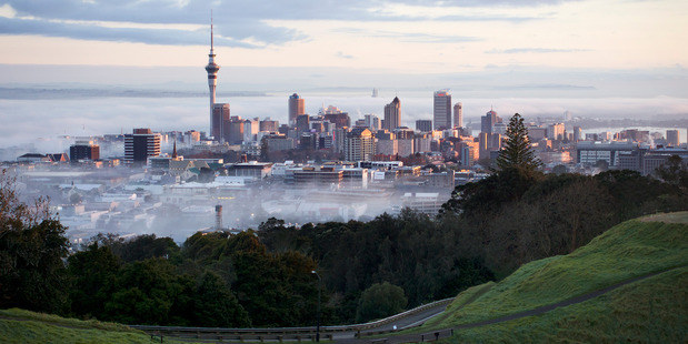 Auckland Council's unaudited financial statements show $1.4 billion was invested in the latest year on renewing and expanding assets. Photo / Natalie Slade