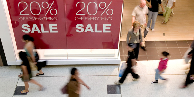 More than 70 per cent of shoppers regularly buy and receive gift cards but Consumer NZ estimates one in five expires before it can be used. Photo / Richard Robinson