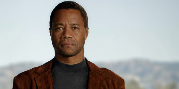 Cuba Gooding, Jr. as O.J. Simpson in television drama American Crime Story: The People v. O.J. Simpson.