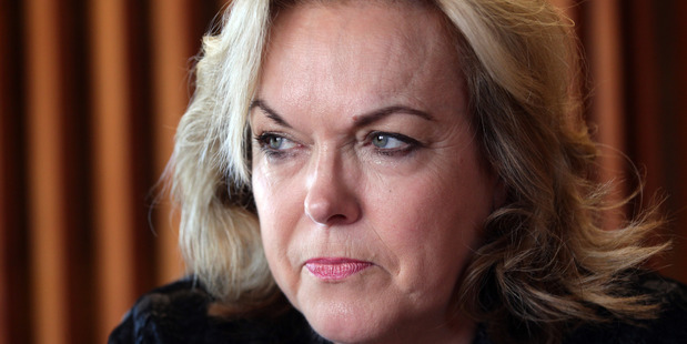 Police Minister Judith Collins has announced a new directive that will target an increasing number of burglaries in Auckland and around New Zealand. Photo: Doug Sherring