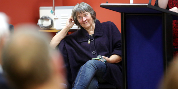 Green Party MP Catherine Delahunty. Photo / Paul Taylor