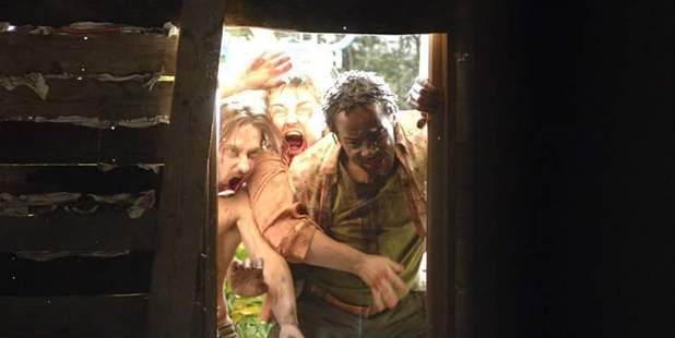 Northlanders are lining up to become zombie extras in a movie being shot in Northland.