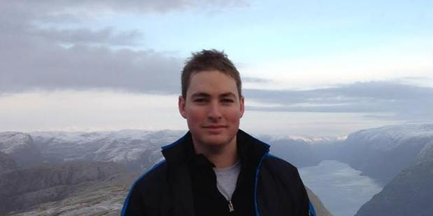Simon Gould, 29, died tragically during a running race in Singapore earlier this year. Photo: Facebook.