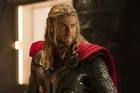 Chris Hemsworth as Thor. Photo / Supplied