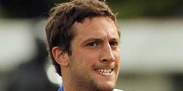 Former All Black Tom Taylor has popped up at Pau. Photo / The Star.