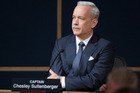 The film Sully explores the pressure Sully faced when he became an instant celebrity and a hero to the nation, which is how Tom Hanks first encountered him.