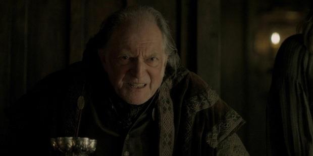 David Bradley as Walder Frey in Game of Thrones.