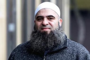 Hamdi Alqudsi, who faces decades in jail for terrorism, sobbed that he was just a suburban Aussie dad who loved his country. Photo / News Corp Australia