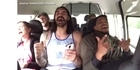 Watch: Watch: Carpool karaoke with Steven Adams