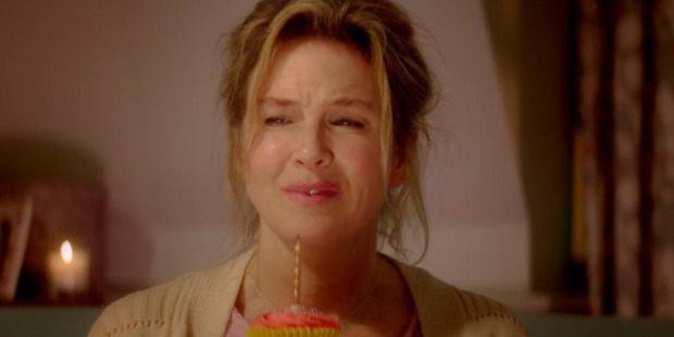 Back to Bridget: the film marks Renee Zellweger's return to acting after six years.