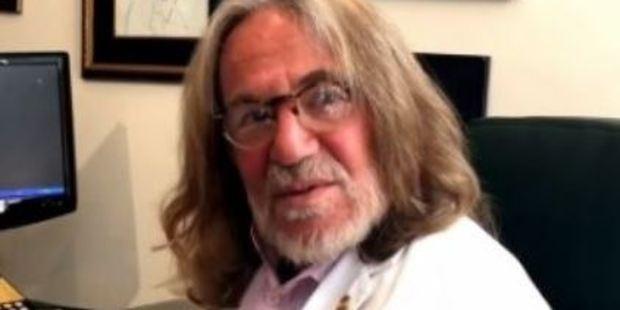 Dr Harold Bornstein. Photo / Supplied
