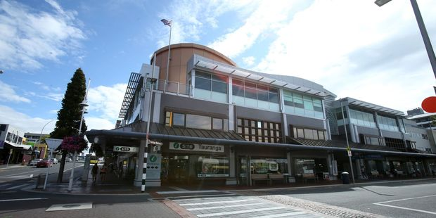 The rebuild of the Tauranga City Council building should be privately funded, research suggests. Photo/file