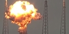 Watch: SpaceX rocket explodes on launchpad