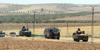 Turkey launches its first major ground assault into Syria since the country's civil war began.