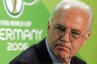 Franz Beckenbauer. Photo / AP
