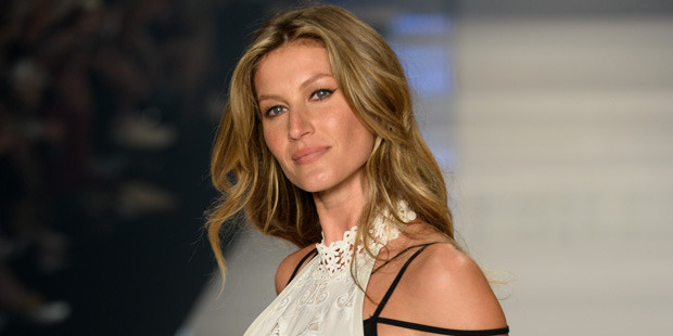 Brazilian model Gisele is worth a whopping 30.5 million, thanks to a range of glamorous endorsement deals. Photo / Getty