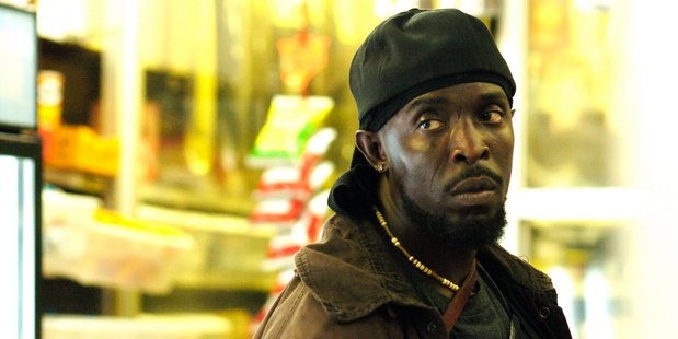 Michael Kenneth Williams as Omar Little in The Wire.