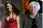 US Federal Reserve chair Janet Yellen was about as likely to give a definitive date for the resumption of US rate hikes from as she was to give information on Lorde's new album.