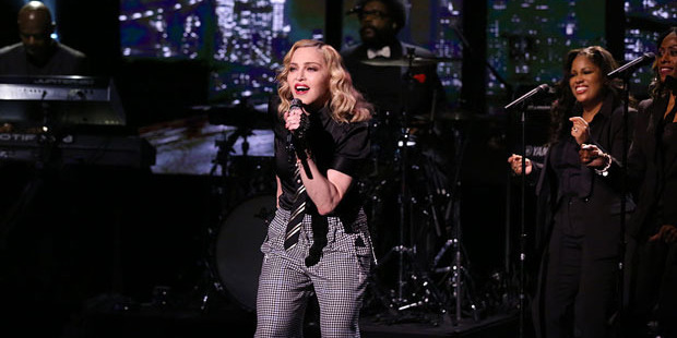 Madonna. Photo / Getty Images