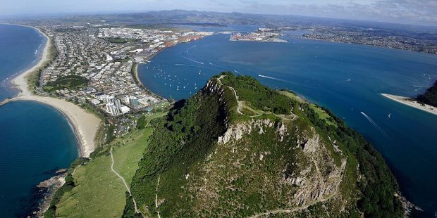 Police are looking for a man after a 16-year-old girl was assault at the summit of Mauao at Mount Maunganui. Photo/file