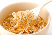 A health expert has said some instant noodles contain more salt than two Big Macs. Photo / 123rf