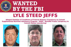 Fugitive polygamist Lyle Jeff's lawyer says he might have been swept away in the rapture. Photo / FBI.