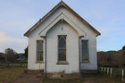 The historic Puriri church on SH26 near Thames requires restoration and remedial work. Photo / Supplied